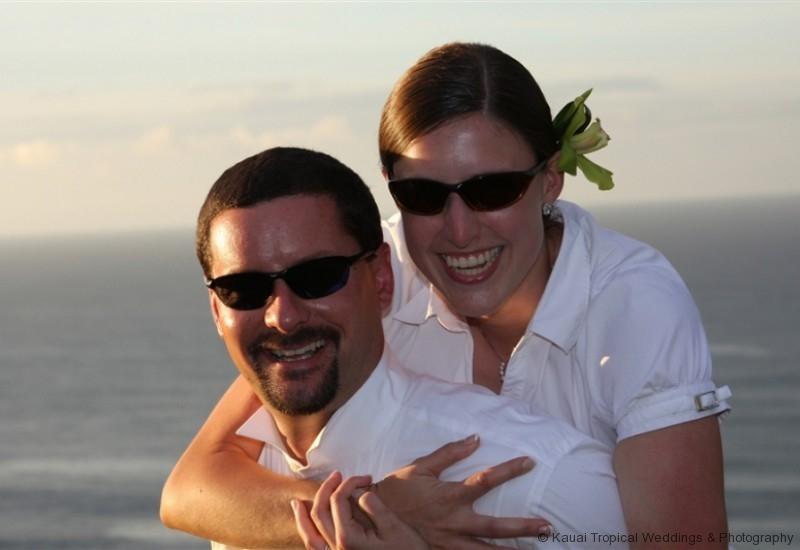 Jenn and Eric