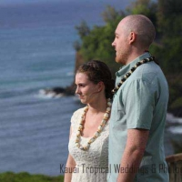 Kauai Tropical Weddings Private Wedding Location