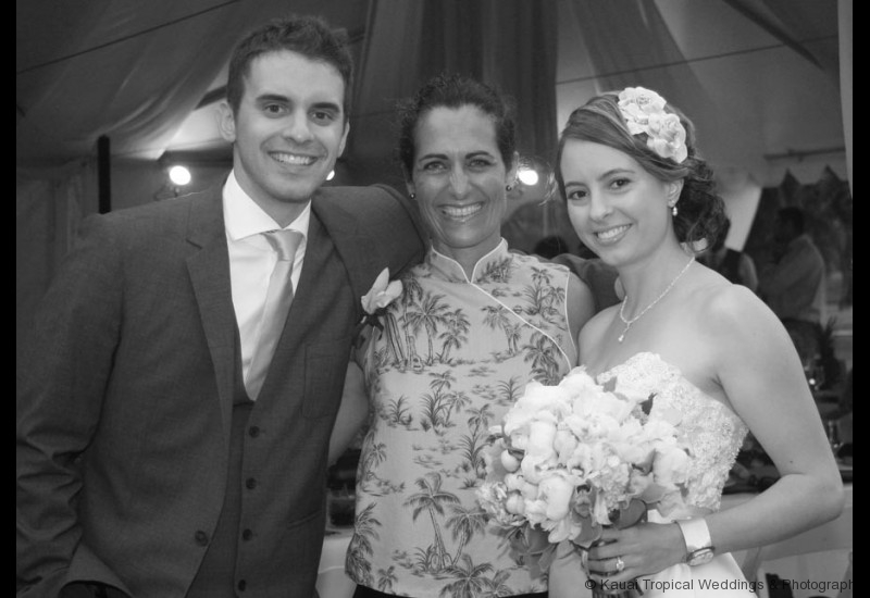 Kauai Tropical Weddings Coordination Services